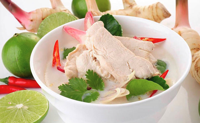 Tom Kha Chicken