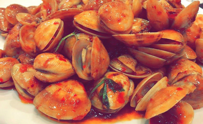 Shell Red Sauce